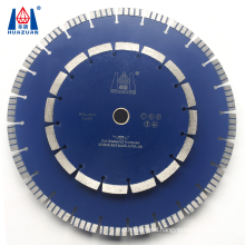 China Manufacture Laser Welded Diamond Saw Cutting Blade for Reinforced Concrete