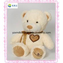 Plüsch Cremiger Teddybär Großhändler für Valentinstag