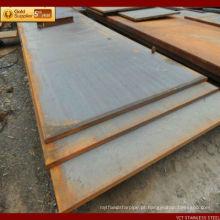 Material de construção laminado a alta temperatura do metal das folhas de aço de Q345B