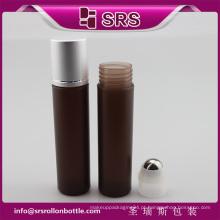 Rolo de plástico de alta qualidade em garrafa 30ml com tampa de alumínio