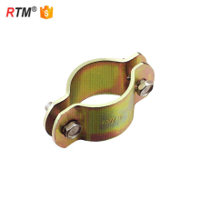 L 17 3 15 zinc galvanized pipe clamp without epdm rubber