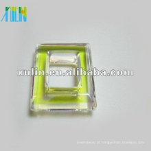 Pendente quadrado grande de diamante CP032