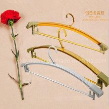 Wholesale Metal Gold Hanger Metal Hooks for Clothes Hanger