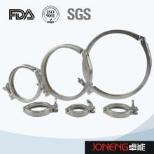 Ленточный зажим для легкой промышленности из нержавеющей стали (JN-CL2001)