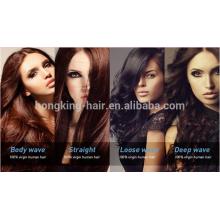 Alibaba wholesale Flat tip hair extension 100% virgin human hair Brazilian hair best price