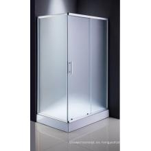 Cuarto de ducha de cristal barato de las mercancías sanitarias
