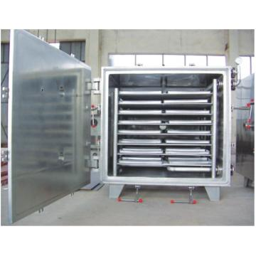 VACUUM TRAY DRYER FOR THEMRAL SENSITIVE MATERIAL