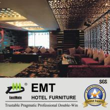 Mais novo design de moda de luxo do conjunto de sofá KTV (EMT-KTV07)