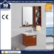 Gabinete de baño de la melamina del diseño moderno vendedor caliente
