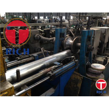 GB/T12771 304/316 Welded Stainless Steel Pipes For Liquid Delivery