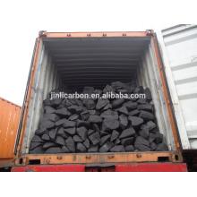 Kohlenstoffanodenschrott / Kohlenstoffblock / Kohlenstoffanodenblock brennender Brennstoff für Kupferverhüttung