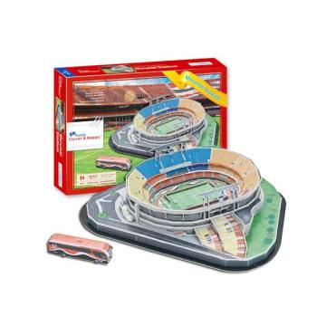 Jouet de puzzle 3D du stade 94PCS pour enfants éducatifs chauds (10173063)