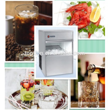Cheapest high quality fishing bullet shape ice machines