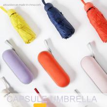 Mini Folding Pocket Capsule UV Protection Umbrella