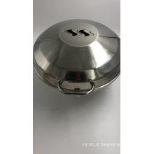 sistema de aquecimento fogão a iate de aço inoxidável