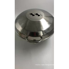 heating system stainless steel yacht burning stove