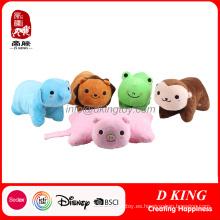 Pillow Baby Gift Soft Plush Juguete para niños