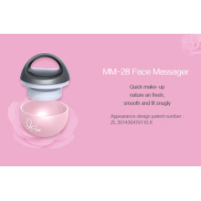 Beauty Care Battery Massager with Replaceable Powder off for Making up