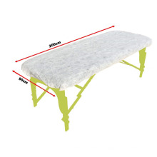 Breathable Waterproof PP Non Woven Bed Sheet SMS SMMS Fabric Disposable Used Medical Hospital Bed Sheets