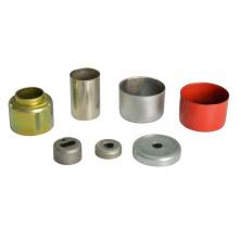 OEM customized steel deep drawing caps as per design stainless steel pipe cap