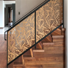 Custom Steel Stair Railing