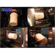 5L PE Paint Bucket Injection Mould