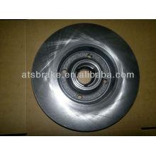 brake disc rotor 357615601 for VOLKSWAGEN