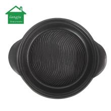 Eco-Friendly Tagine Pot Set Cast Iron Enamel Coating
