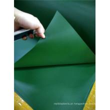 Árvore de Natal que decora o rolo rígido do PVC do filme do PVC