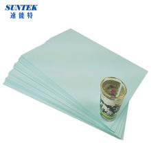 Blue Backing Water Transfer Printing Decal Paper Waterslide Decal Paper