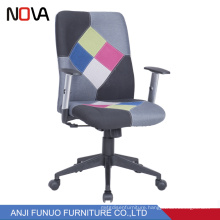 Special design fabric ergonomic modern office computer chair with racing seat