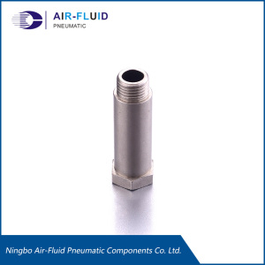 Air-Fluid Equal Extended Straights Brass Fittings