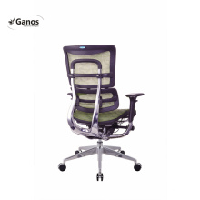 Luxury high back manager office mesh black chair ergo human style