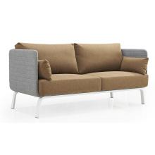 Modern Fancy Design Hotel Apartment Living Room Fabric Leisure Sofa