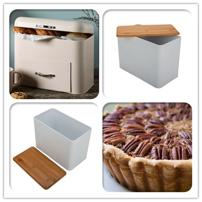 Kitchen Bread Storage Container