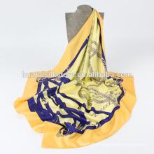 Forme a señora los mejores vendedores de la bufanda de seda de aliexpress