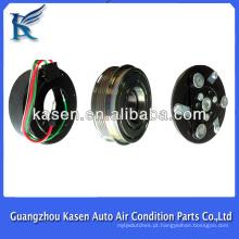 Auto condicionador de ar compressor embreagem eletromagnética para a cidade
