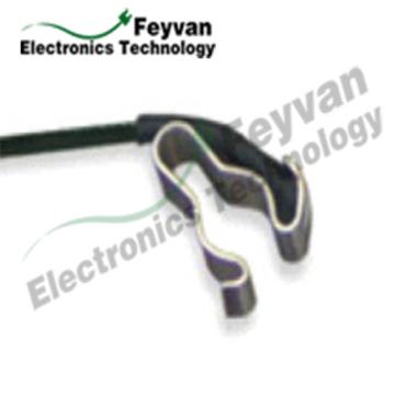 Tipo da braçadeira da tubulação da ponta de prova do sensor de temperatura de NTC