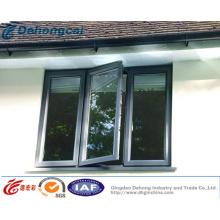 China 2016 High Quality New Design PVC Casement Window