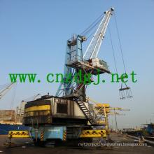 High Quality 30ton Marine Ship Deck Crane