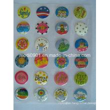 Adhesive Epoxy Dome Label Self-Adhesive Kids Face Decor 3D Heart Label /Dome Epoxy Sticker