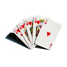 Kundenspezifische Druckpapierkarte für Spiel Playing685