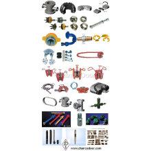 Acessórios e peças de perfuração (CDDA)