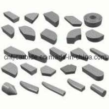 Lames de soudage au carbure de tungstène pour outils de coupe à différentes tailles