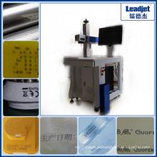 High Speed 20W Fiber Laser Metal Products Marking Machine Price