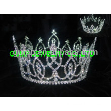 round tiara for men