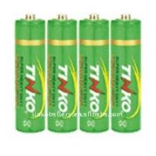 TINKO Carbon zinc battery Size AA 4pcs/shrink