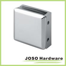 Support en verre carré en verre à mur en laiton (BC302)