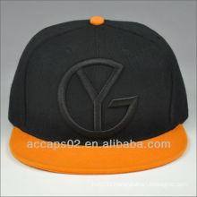 custom 6 panel snap back hats