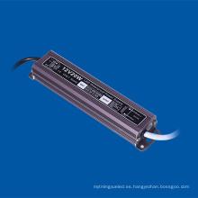 Fuente de alimentación LED impermeable DC12V LED Lamp Driver con CE RoHS